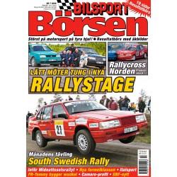 Bilsport Börsen nr 7 2009