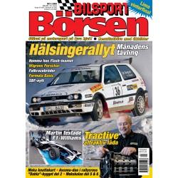 Bilsport Börsen nr 4 2009