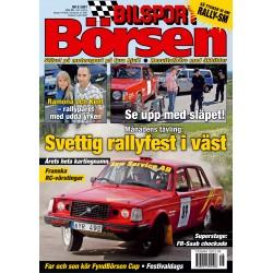 Bilsport Börsen nr 8 2007