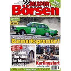 Bilsport Börsen nr 6 2007