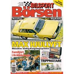Bilsport Börsen nr 10 2006