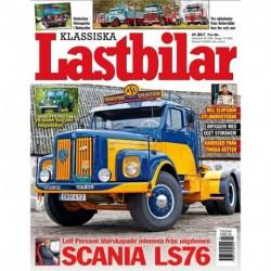 Klassiska Lastbilar nr 4 2017
