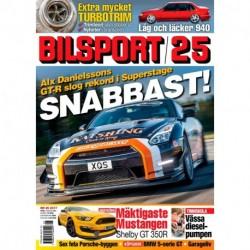 Bilsport nr 25 2017