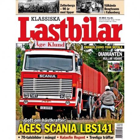Klassiska Lastbilar nr 3 2013