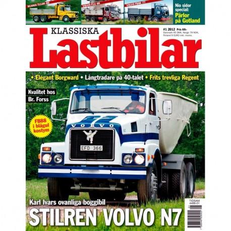 Klassiska Lastbilar nr 1 2012