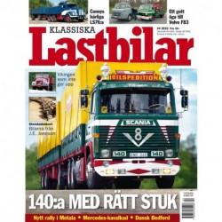 Klassiska Lastbilar nr 4 2010