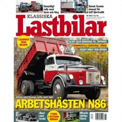 Klassiska Lastbilar nr 6 2010