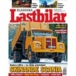 Klassiska Lastbilar nr 1 2013